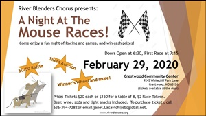 Mouse Races Fundraiser